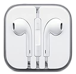 EverDigi 2 Pack Headphones Earphones Earbuds with Mic & Remote Control for iPhone SE, 6, 6s, 6 Plus, 6s plus, iPhone 5s 5c 5, iPad /iPod