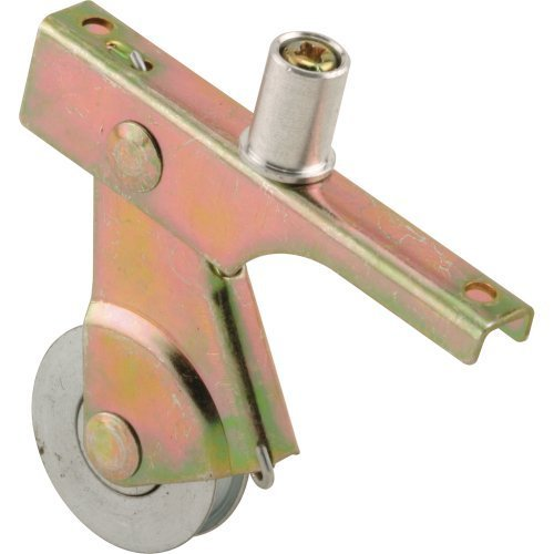 Slide-Co 111872 Screen Door Roller Assembly with 1-Inch Steel Wheel by Slide-Co (English Manual)