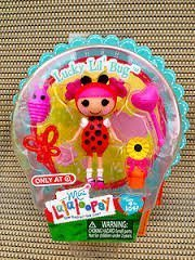 Mini Lalaloopsy Lucky Lil' Bug 2013 Easter by Lalaloopsy TOY (English Manual)