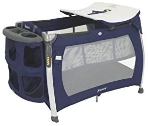 Joovy Room Playard With Bassinet And Changing Table Blueberry