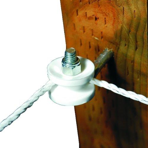 Powerfields R-65-C4 4-Pack Rope End/Corner Lag Puller