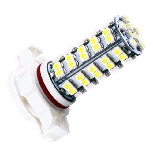 S&D Big Sale!!!H16 Pure White 68 Smd 5202 5201 Psx24W Drl Fog Led Car Light Bulb Lamp