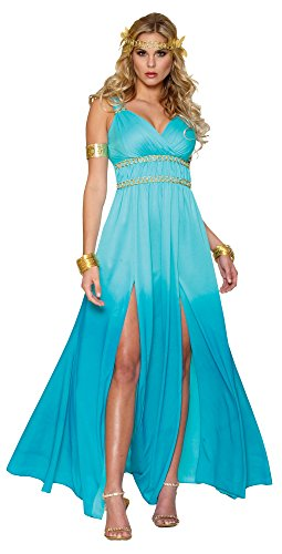 Women's Aphrodite Costume, Large