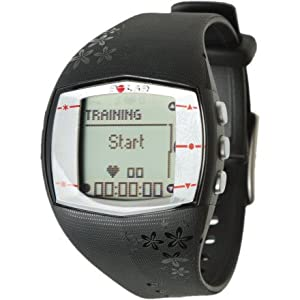 Polar FT40 Women's Black Heart Rate Monitor Watch from Polar Electro Inc