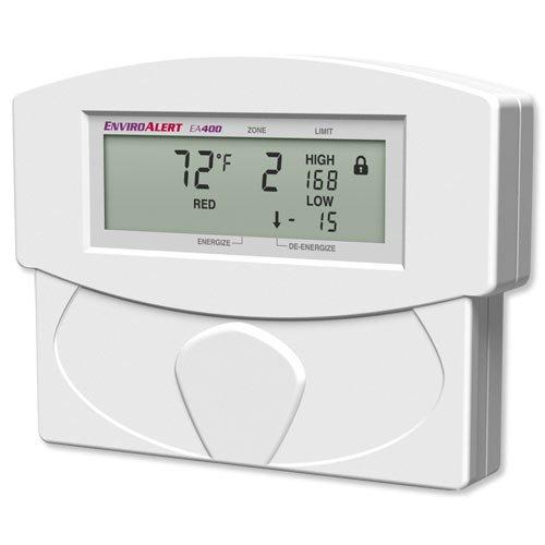 Winland Enviroalert 4 Zones Digital Environmental Monitoring Alarm, 12Vdc (M-001-0096) front-932176