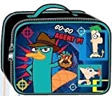 Phineas and Ferb Insulated Lunch Bag - Agent P Lunch Box