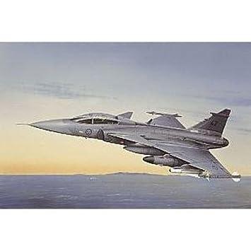 Italeri - I2638 - Maquette - Aviation - JAS 39 à Gripen - Echelle 1:48