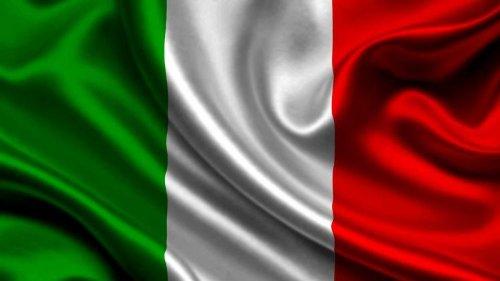 AZ FLAG - BANDIERA ITALIA 150 x 90 cm - BANDIERA ITALIANA - Poliestere di alta qualità - Occhielli