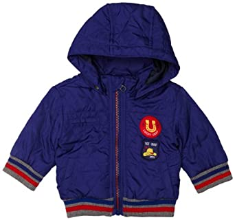 Noppies Horace Baby Boy's Jacket Blue 6-11 Months