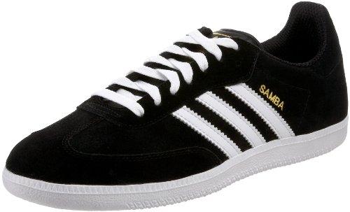 black suede adidas samba