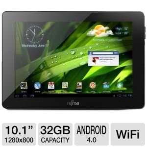 Fujitsu STYLISTIC 10.1 32GB NVIDIA Tegra Tablet