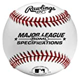 Rawlings Major League Specifications Baseball (Pack of 12)