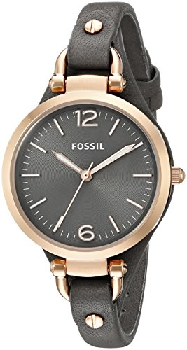 Fossil Women's ES3077 Georgia Rose Gold-Tone