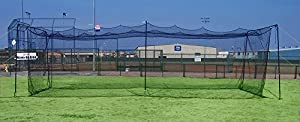 Cimarron Outdoor Sports Gaming Accessories 35x12x11 Junior Batting Net and Frame Kit... by Cimarron Sports