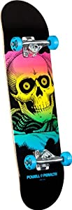 Buy Powell-Peralta Blacklight Ripper Complete Skateboard by Powell-Peralta