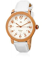 Tommy Hilfiger Rose Gold Coated Case Analog White Dial Women's Watch TH1781220/D