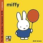 Miffy family organiser wall calendar...