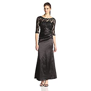 Ever Pretty Women's Elegant Long Evening Dress, Black, 12