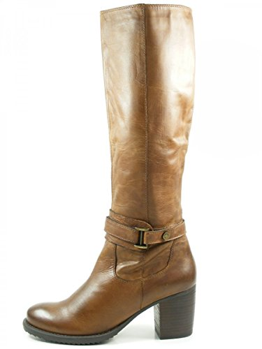 SPM 20077272 Bullet High Boot Stivali donna, schuhgröße_1:38 EU;Farbe:marron