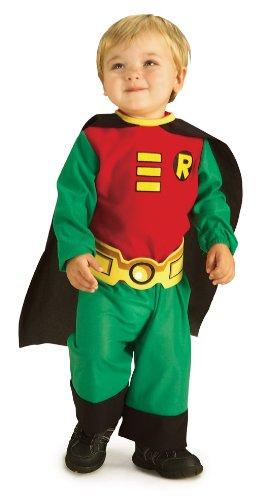Rubie's Costume Co Teen Titans Robin Jumpsuit