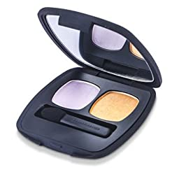 Bare Escentuals BareMinerals Ready Eyeshadow 2.0 - The Phenomenon (# Azure Iris, # Golden Iris) 3g/0.1oz