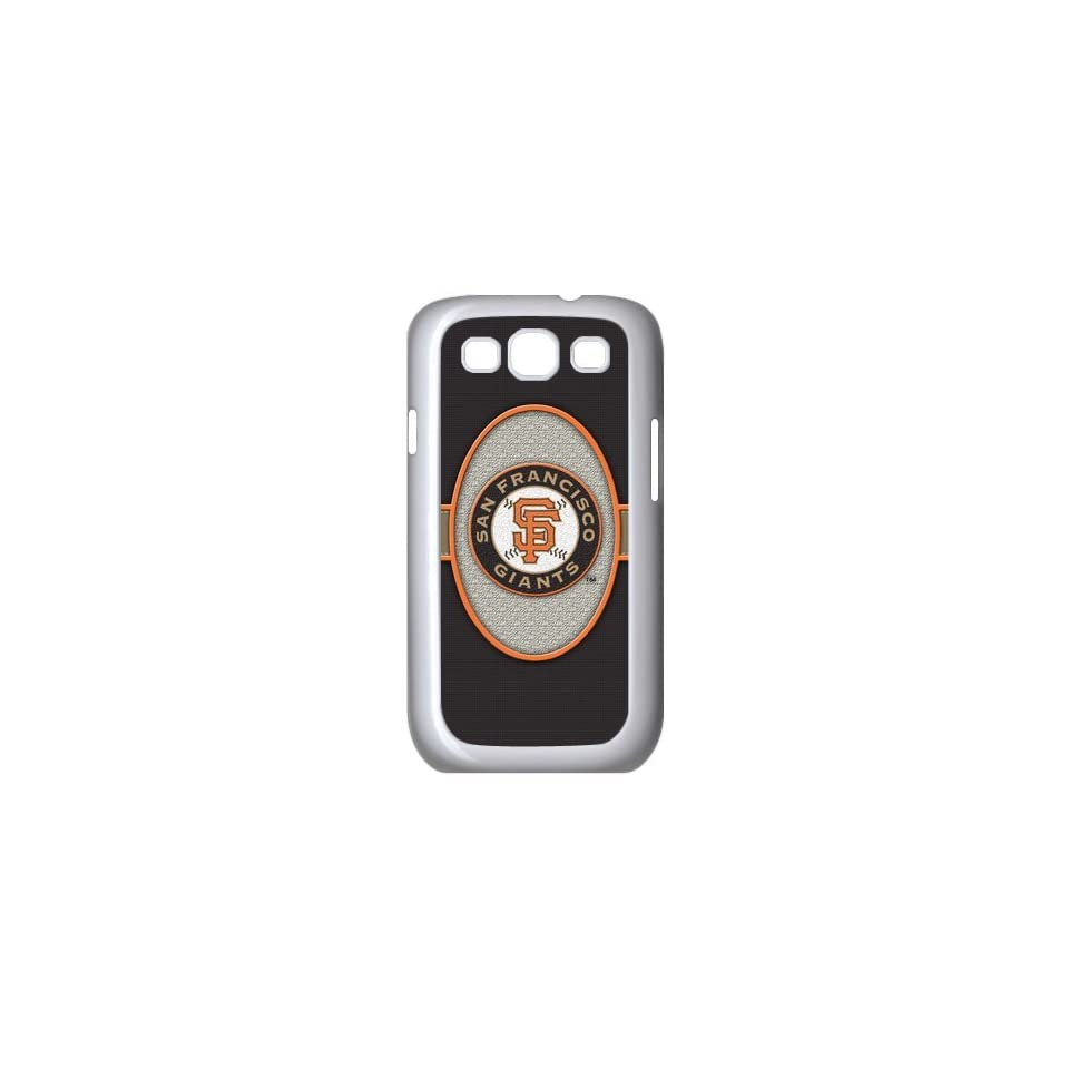 Simple Cool Mlb San Francisco Giants Samsung Galaxy S3 I9300 I9308 I939 Case Cell Phones & Accessories