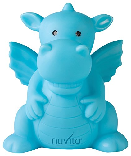 Nuvita NU-BDNL0006-6606 Luce Notturna Drago, Blu