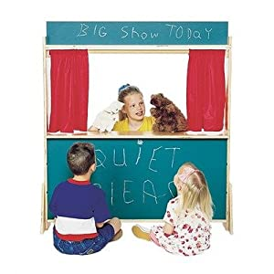 Deluxe Puppet Theater by Virco