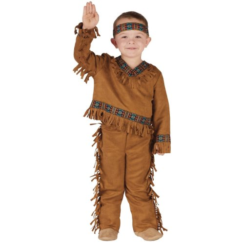 Native American Costume - Large