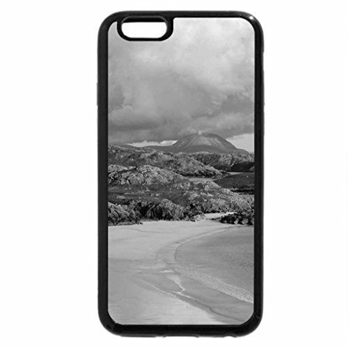 iphone-6s-case-iphone-6-case-black-white-polin-beach-kinlochbervie-scotland
