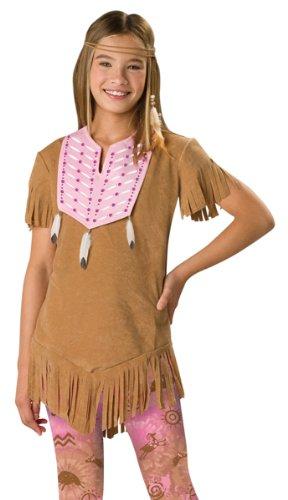 Sassy Squaw Costume - Medium