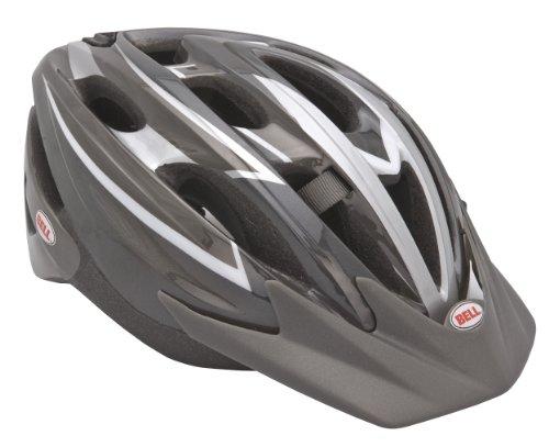 Bell Escape Bike Helmet (Titanium, fits head size 23-1/4 - 24)