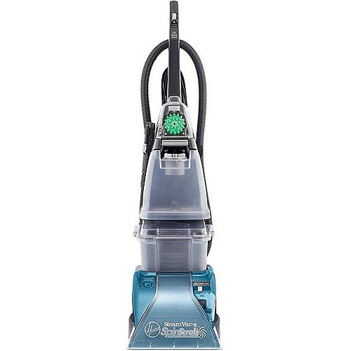 Steam Vac With Clean Surge 3-Speed Brushroll Control Vacuum W/ 12 Amp Motor