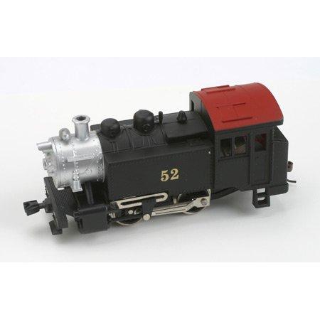 HO 0-4-0 Tank, Black #52