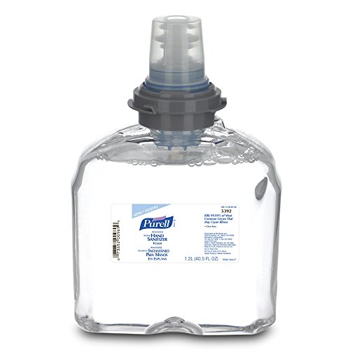 purell-5392-02-advanced-tfx-foam-instant-hand-sanitizer-refill-1200ml-clear-case-of-2