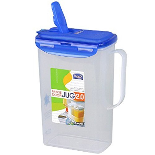 Lock & Lock Pitcher, 8.5 cup (Pitcher Shake compare prices)