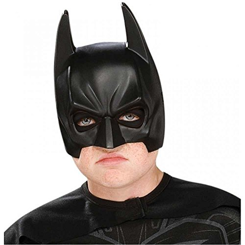 The Dark Knight Rises: Batman Half Mask - One Size