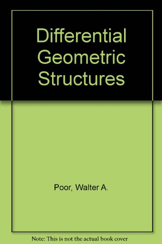 Differential Geometric Structures PDF