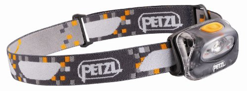 Petzl E97 PM Tikka Plus 2 Headlamp, Mystic Gray