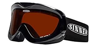 Sinner Task Goggle - Black, One Size
