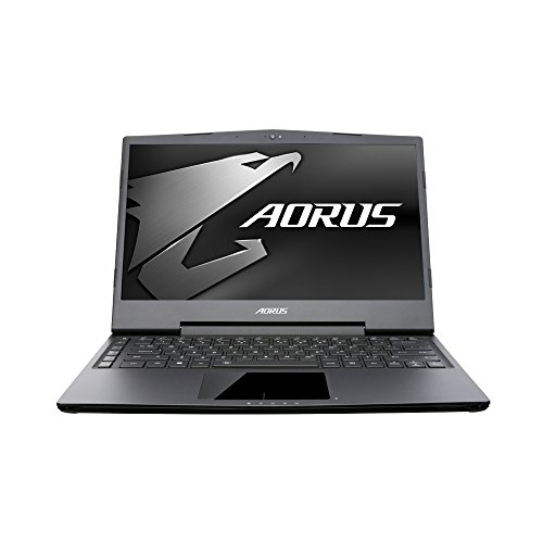 Aorus x3 plus v4 cf2 139 inch gaming laptop intel core i7 5700hq 27 ghz 2 x 256 gb ssd 16 gb ram windows 10