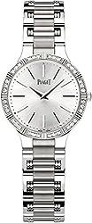 Piaget Dancer Women's White Gold Diamond Swiss Made Watch G0A38052