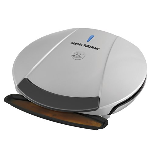 George Foreman GR1036P Grand Champ 133 Square Inch Extra Value Indoor Grill (George Foreman Grill Drain Tray compare prices)