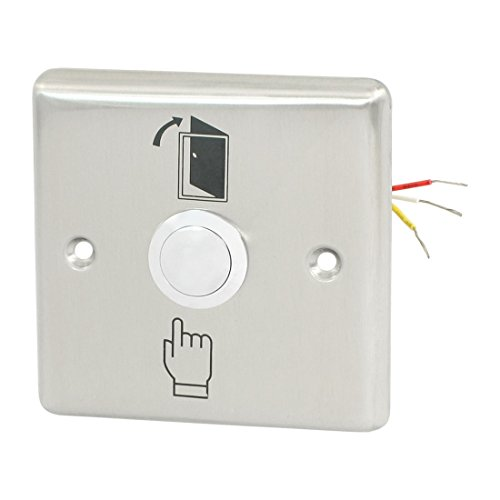 Electric Door Exit Release Stainless Steel Push Button Switch Abk-801B