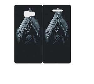 Techno Gadgets Flip Cover for Samsung Galaxy J7 Prime