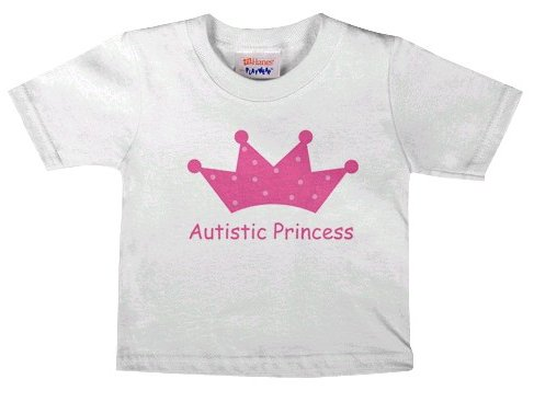 Autistic Princess Toddler Shirt Custom Autism Awareness - Buy Autistic Princess Toddler Shirt Custom Autism Awareness - Purchase Autistic Princess Toddler Shirt Custom Autism Awareness (Owen and Emma, Owen and Emma Boys Shirts, Apparel, Departments, Kids & Baby, Boys, Shirts, Boys Shirts)