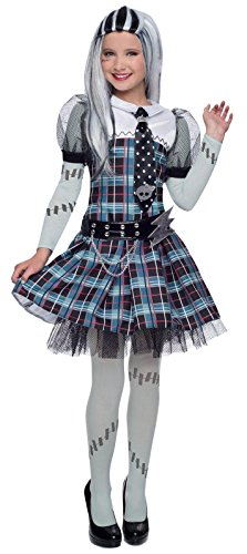 Princess Paradise - Deluxe Monster High Frankie Stein Costume