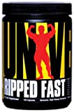 Universal Nutrition Ripped Fast 120 Caps Weight Loss / Energy