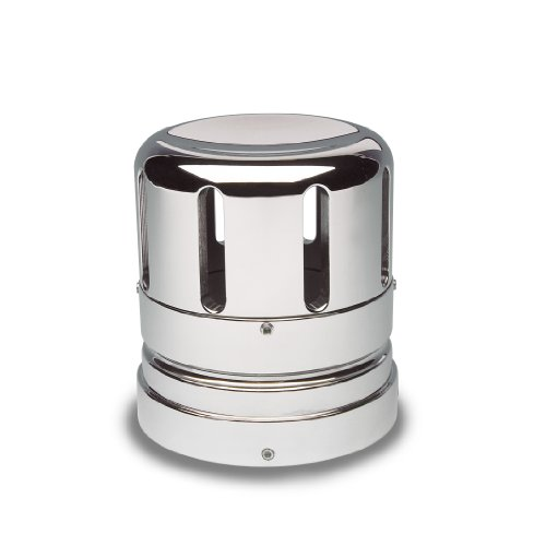 Show Chrome Accessories (62-109) Chrome Oil Filter
