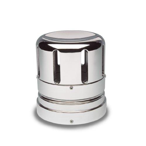 Show Chrome Accessories (62-109) Chrome Oil Filter